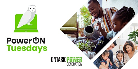 OPG's PowerON Tuesdays - August 17 (Pickering) tickets