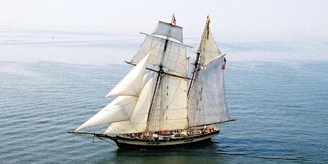 PRIDE OF BALTIMORE II Downrigging Weekend Sails*, Oct. 29 - 31, 2021 tickets
