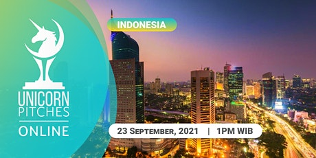 Unicorn Pitches in Indonesia tickets