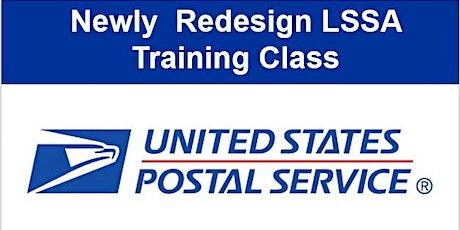Newly  Redesign LSSA Training Class tickets