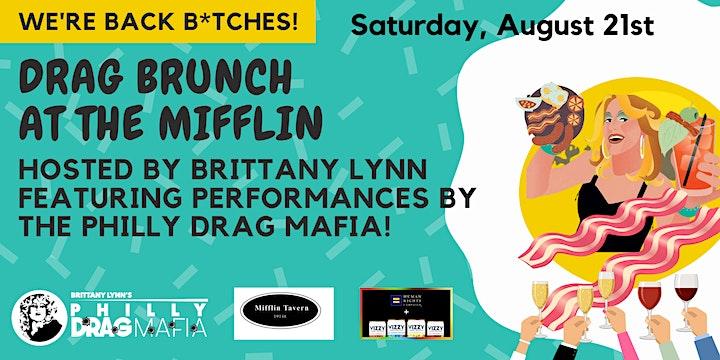 Drag Brunch at Mifflin Tavern image