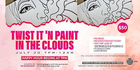 Twist It 'n Paint tickets
