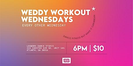 Caribbean Dance Class - Workout Wednesdays tickets