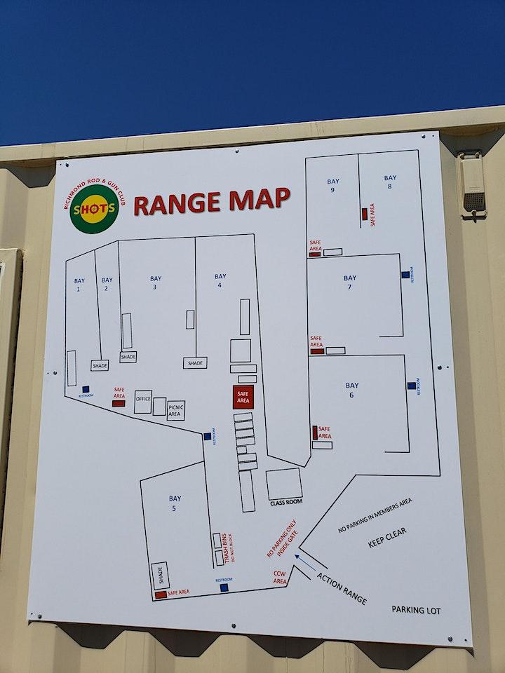 San Jose Action Pistol Club - Range Day  Group 1 and 2 - 12/4/2021 image