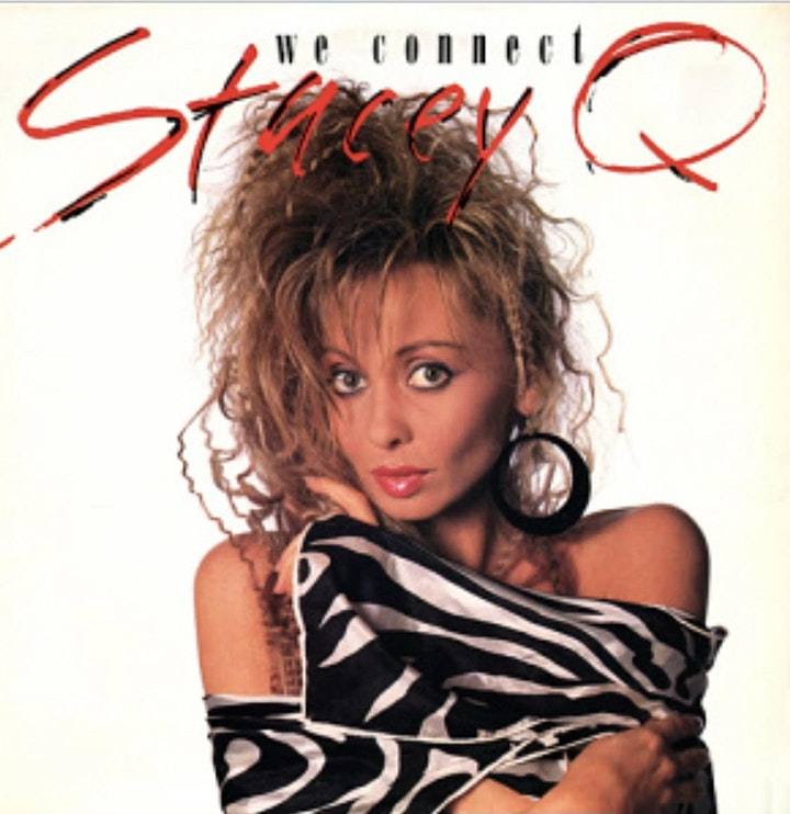 Stacey Q Live at Bircus Brewing Co. ~ 80's Summer Concert Series image