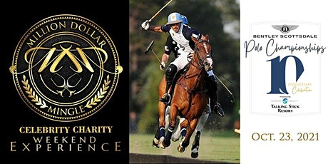 Million Dollar Mingle Celebrity Polo Party Luxury Lounge Experience tickets