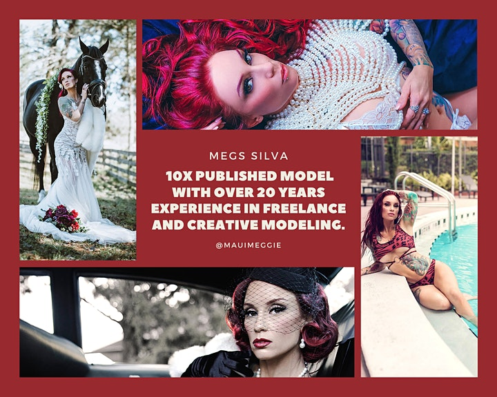 NC Model & Photographer Creative Portrait Workshop and Photoshoot image
