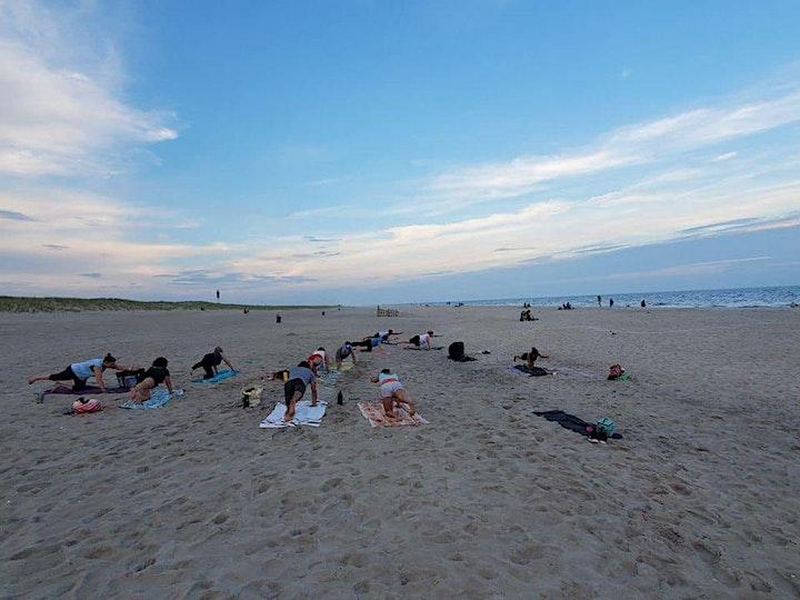 Friday Night Live Music and Sunset Yoga image