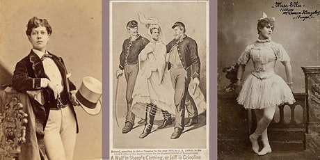 Virtual History Happy Hour: Arrested Dress tickets