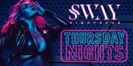 Boca Partybus to Sway Nightclub ( Every Thursday) tickets