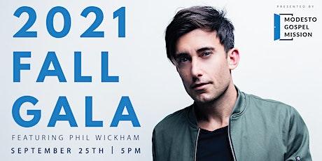 2021 Fall Gala Featuring Phil Wickham tickets