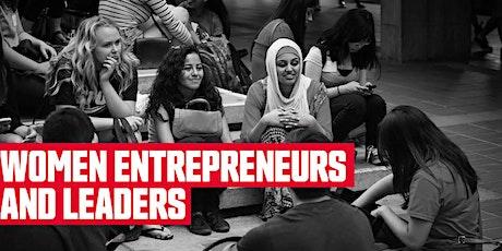 Women Entrepreneurs & Leaders Community Meeting tickets