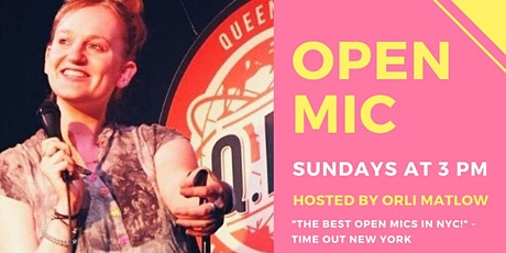 Sunday Mic -- Open Mic at QED tickets