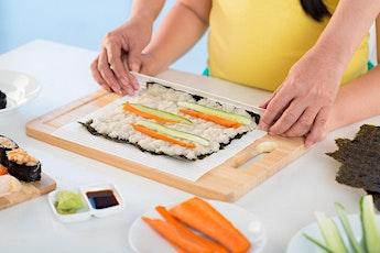 Parent & Child: Sushi Basics tickets