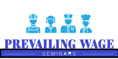 Department of Labor Virtual Prevailing Wage Seminar tickets