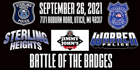 1st Annual - Battle Of The Badges - Charity Softball Game tickets