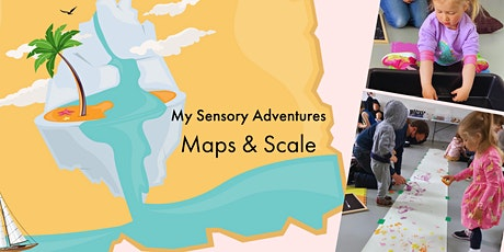 My Sensory Adventures: Maps & Scale (Corby) tickets