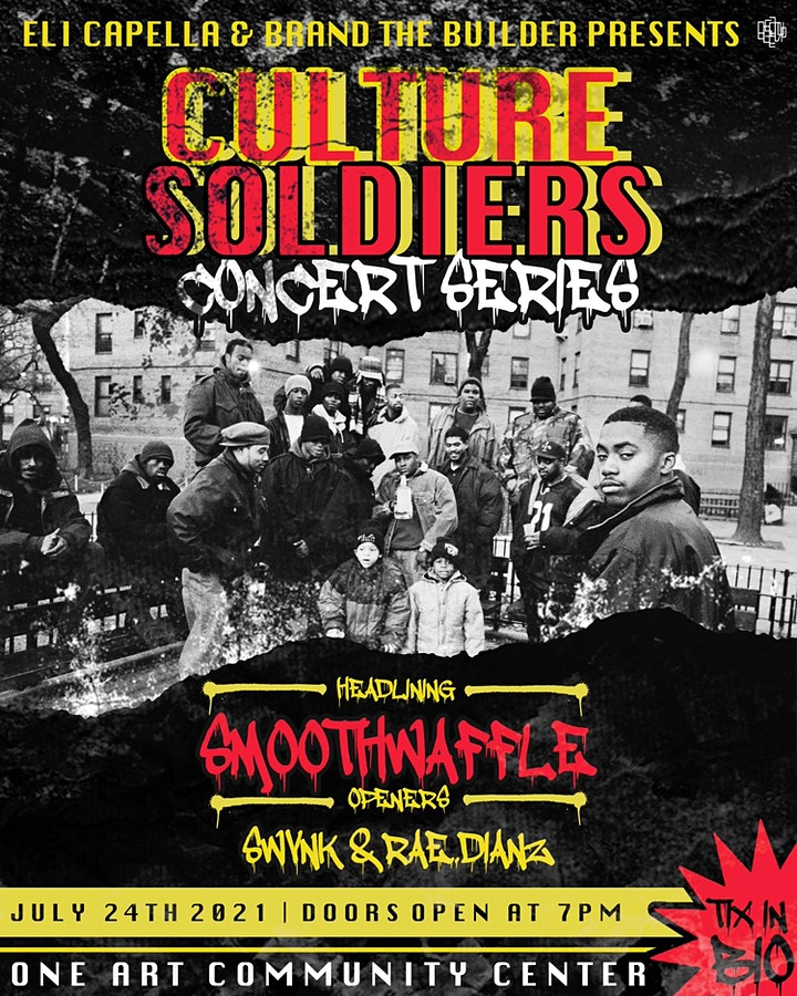 Culture Soldiers Concert Vol. 1 image