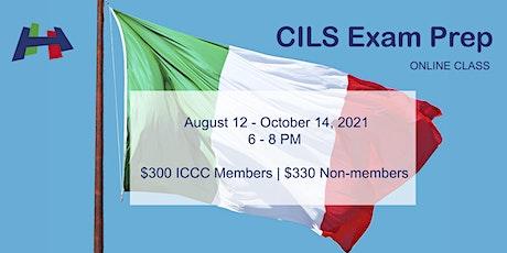 Italian Citizenship Exam Prep Course tickets