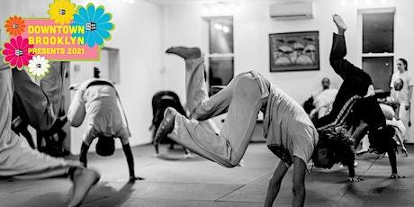 DTBK Presents: Capoeira Classes with Motumbaxé tickets