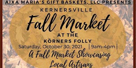 Kernersville Fall Market! tickets
