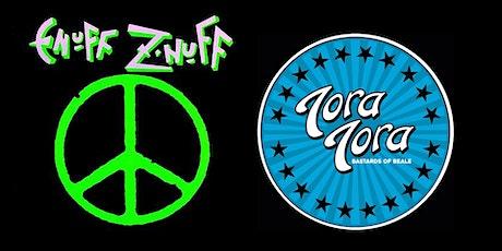 Enuff Z'Nuff w/ Tora Tora, The Midnight Devils tickets