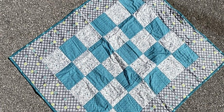 Quilting Fundamentals: The Basics of Quilting Making tickets