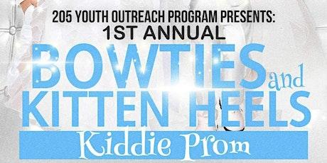 Bowties & Kitten Heels Kiddie Prom tickets