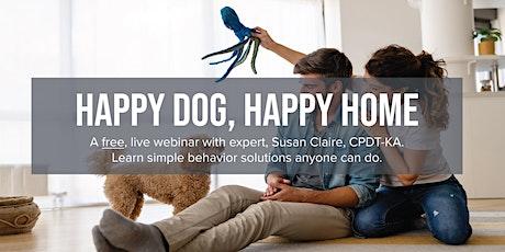Happy Dog, Happy Home! tickets