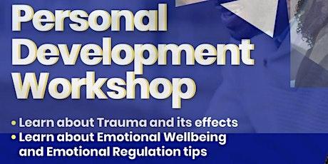 Personal Development Workshop with Abbiih tickets