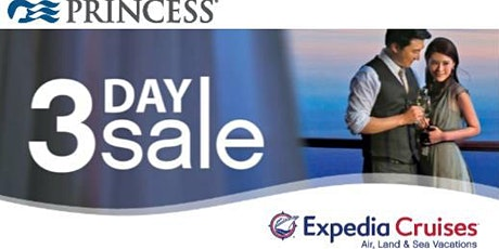 Princess 3 Day Sale Virtual Events tickets