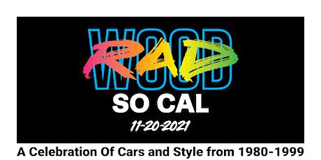 RADwood SoCal 2021 tickets
