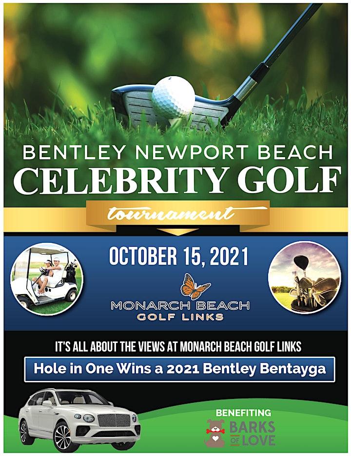 The Bentley Celebrity Golf Tournament image