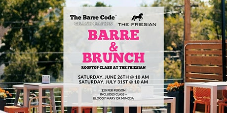 Barre & Brunch at The Friesian Gastro Pub tickets