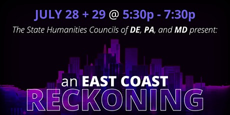 An East Coast Reckoning tickets