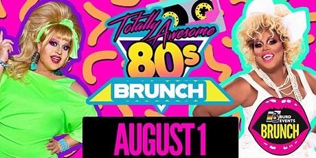 80s Drag Brunch at Legacy Hall tickets