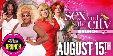 Sex & The City Drag Brunch at Legacy Hall tickets