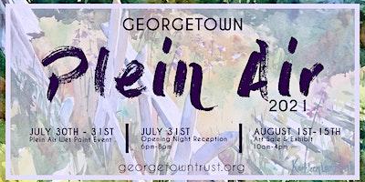 Georgetown Plein Air 2021