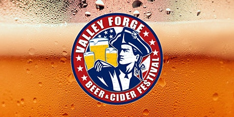 Valley Forge Beer & Cider Festival - 12/4/21 tickets