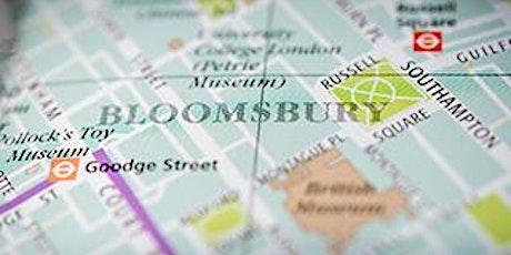 Guided Walk - Alternative Kings Cross & Bloomsbury tickets