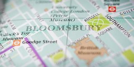 Guided Walk - Bloomsbury Women: Bold and Brave to Brilliant and Bright tickets