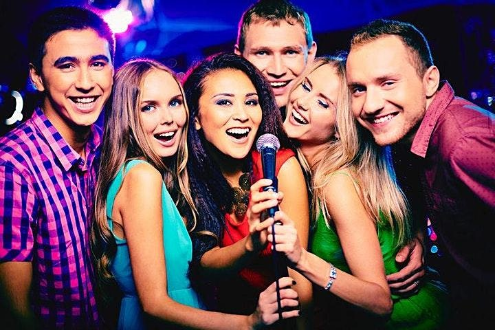 Costume Karaoke - Tropical Beach Theme image