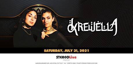 Krewella - Stereo Live Houston tickets