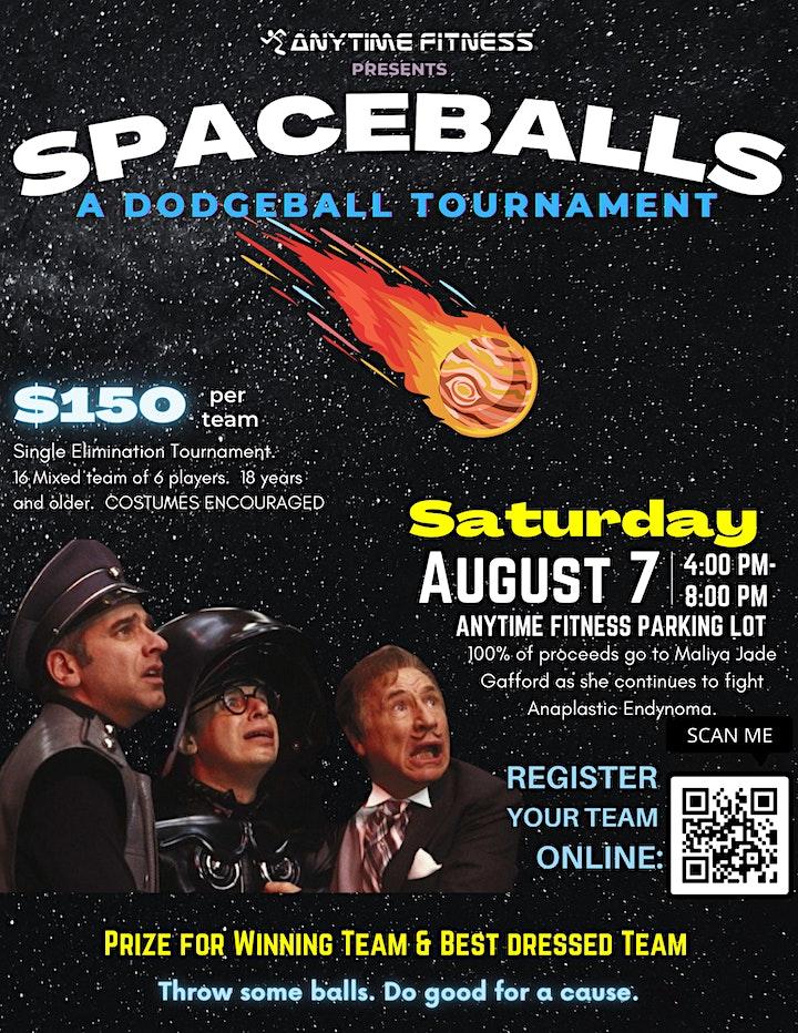 SPACEBALLS a Dodgeball Tournament image