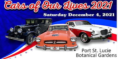 TCVCC Cars Of Our Lives Show 2021 tickets