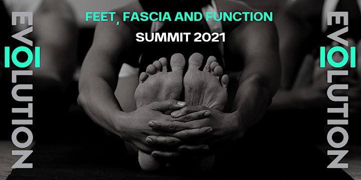 Feet, Fascia & Function Summit 2021 image