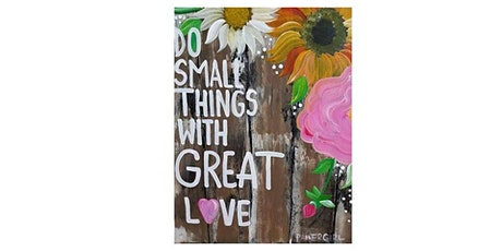 Painter Girl with Community Coming Together (CCT) - Do Small Things tickets