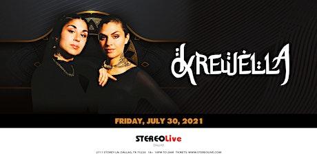 Krewella - Stereo Live Dallas tickets