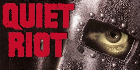 Quiet Riot tickets