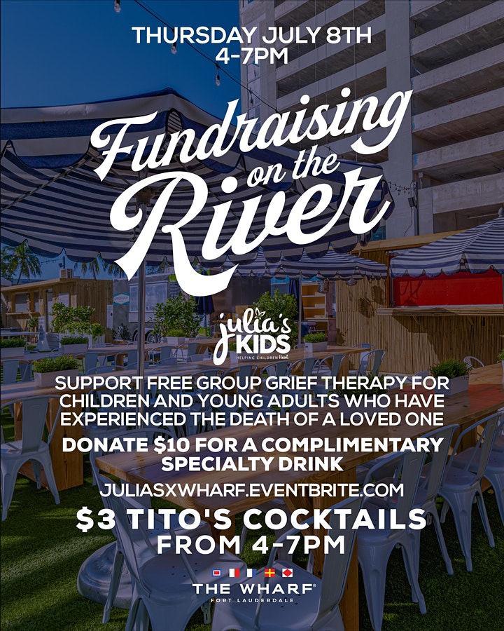 Fundraising on the River with Julia's Kids image